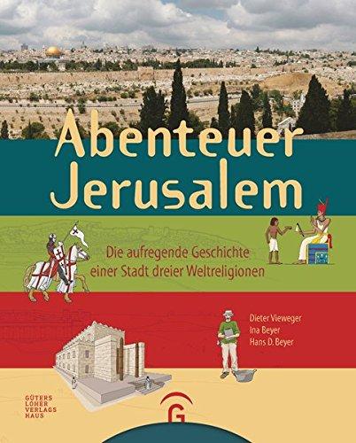 Abenteuer Jerusalem